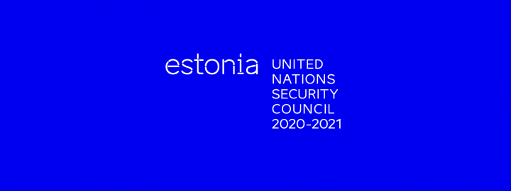 Estonia as an elected member of the UN Security Council 2020-2021
