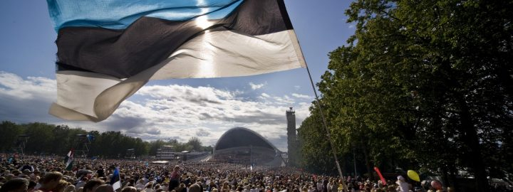 Estonian Re-Independence Day